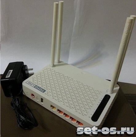 маршрутизатор Totolink A2004NS wifi 5 ghz