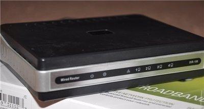 router-d-link-dir-100