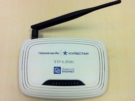 настройка WiFi на роутере TL-WR741ND