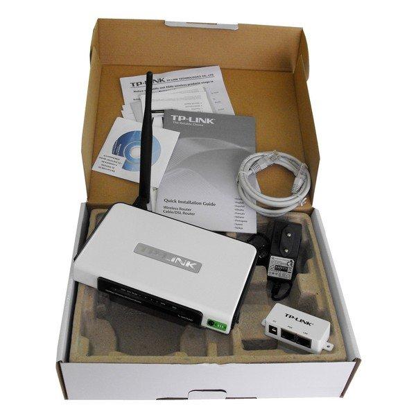 настройка wifi на tp-link qtl-wr743nd