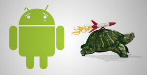 Почему тормозит андроид