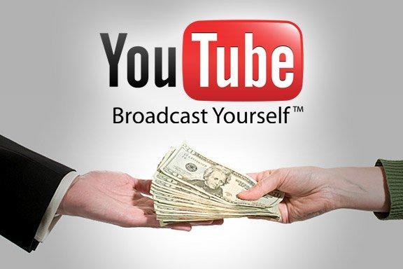 Сколько youtube платит за тысячу просмотров?!