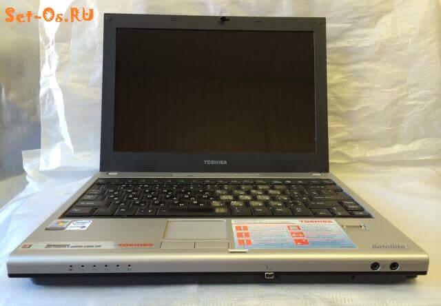 Как на ноутбуке тошиба зайти в биос. Как зайти в BIOS на ноутбуке Toshiba