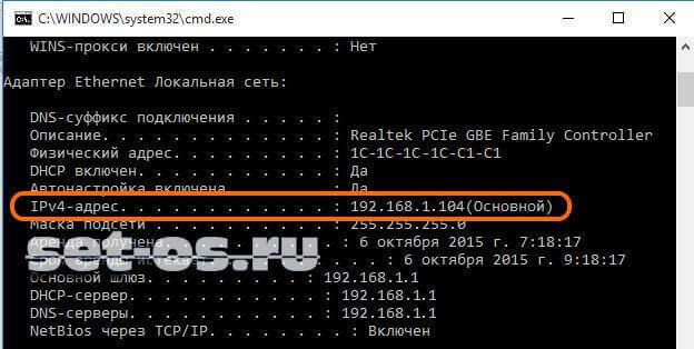 windows 10 команда ipconfig all flushdns release renew