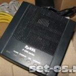 Настройка модема Zyxel P600 Series на примере P660RT2 EE