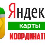 Как ввести координаты в Яндекс Картах и найти точку