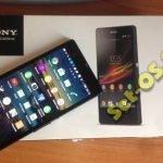Перезагрузка Sony Xperia Z если он завис