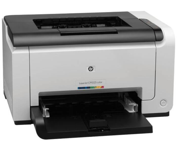 в чем отличие лазерного принтера от струйного