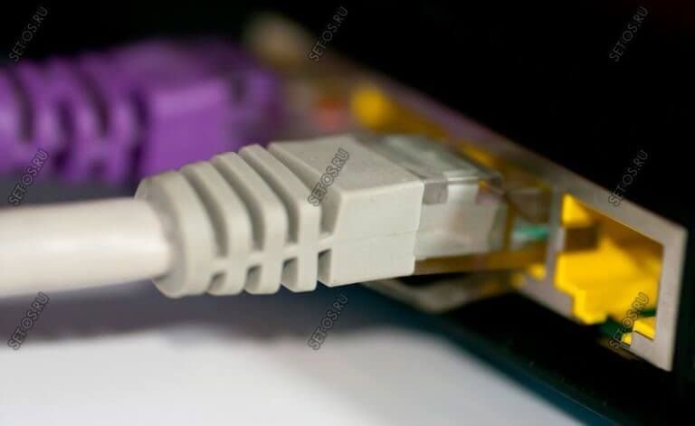 скорость по wifi меньше чем по кабелю