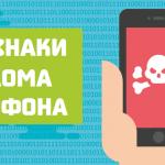 Как понять что телефон взломали - основные признаки взлома