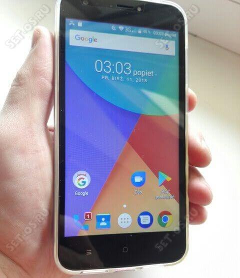 ulefone s7 pro 2 16 gb смартфон