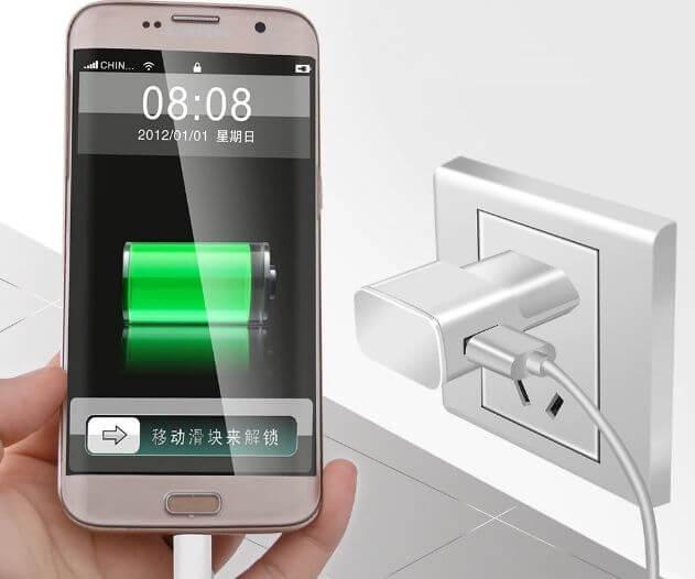 можно заряжать телефон другой зарядкой