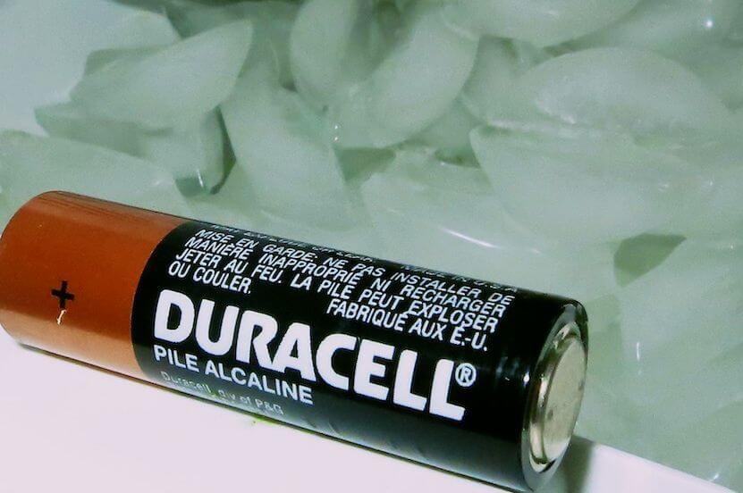 как правильно хранить батарейки
