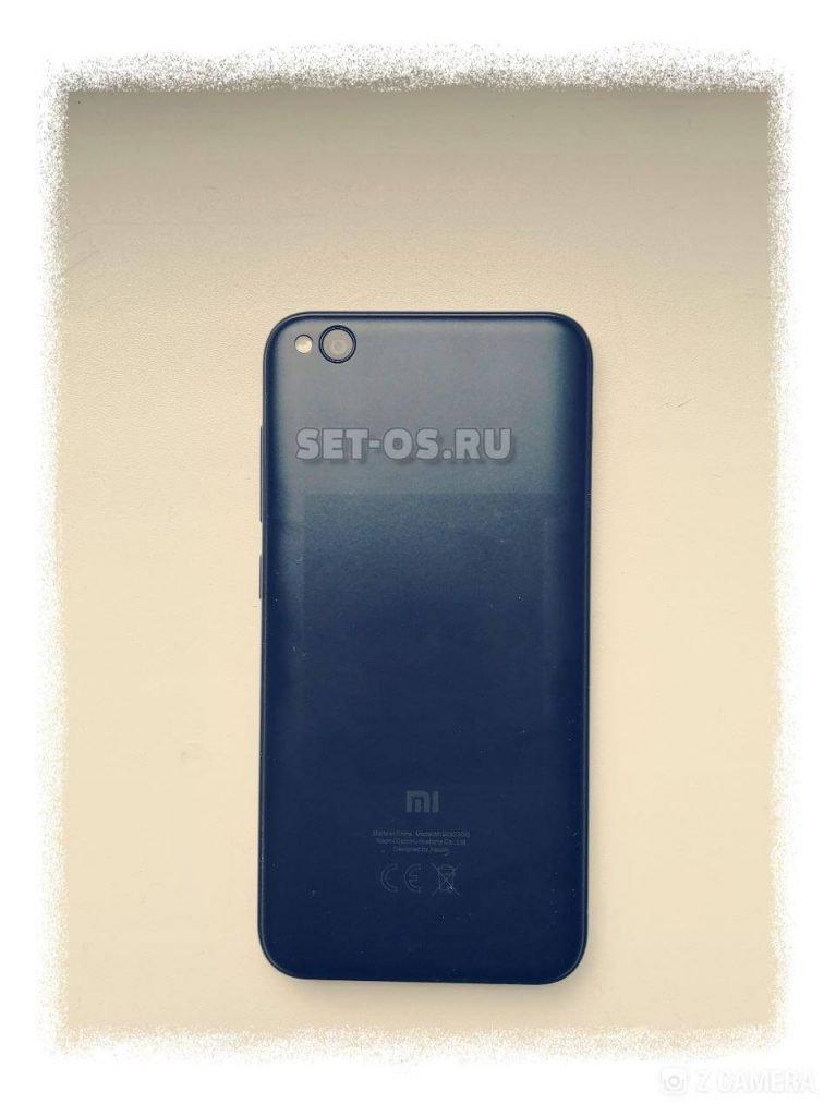 смартфон xiaomi redmi go 1 8gb фото